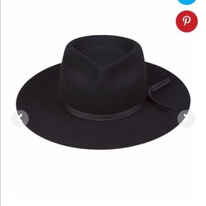 Lack of Color - Jethro black hat (size 57 cm M)